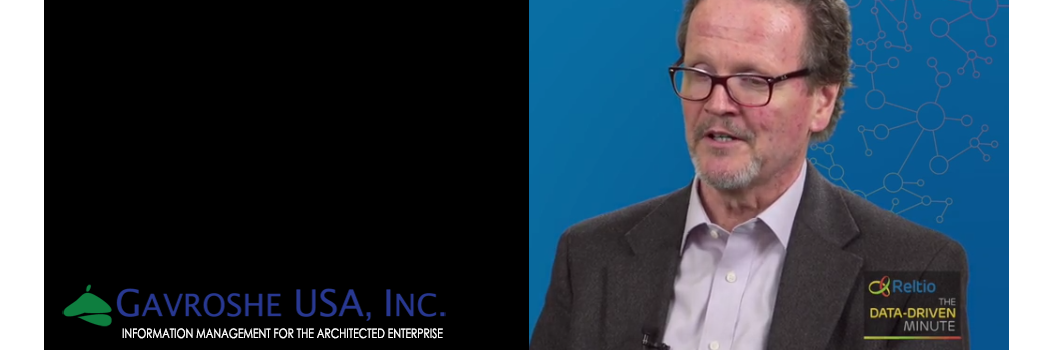 """<h4>DEREK STRAUSS INTERVIEW</H4>In this <a class=yellow-Link href=""""https://youtu.be/eo0q0rG3ewc"""" target=""""_blank"""">data-driven minute video</a> Derek Strauss, Chief Executive Officer, Gavroshe, talks about his experiences as a Chief Data Officer (CDO) and guides those new to the CDO role."""